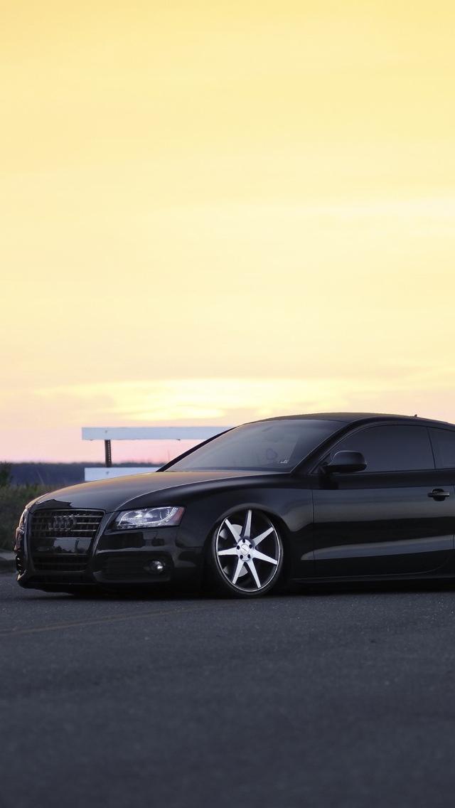 Audi A5 iPhone Wallpaper 640x1136
