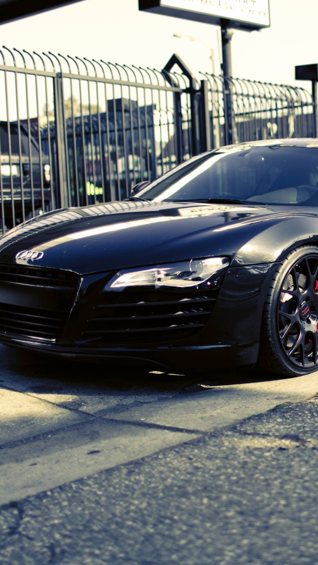 audi iPhone 5 wallpaper 640x1136