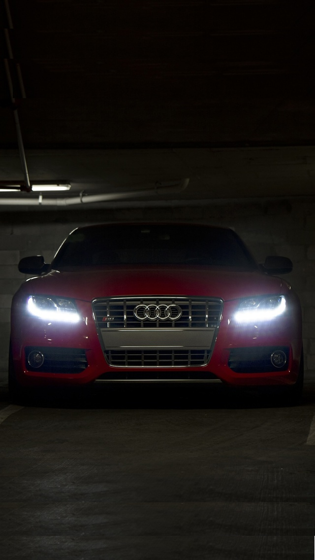Audi Car iPhone Wallpaper 640x1136