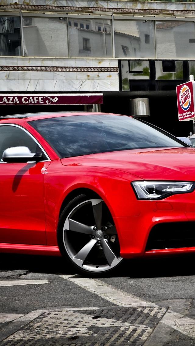 Audi Car iPhone Wallpaper 640x1136