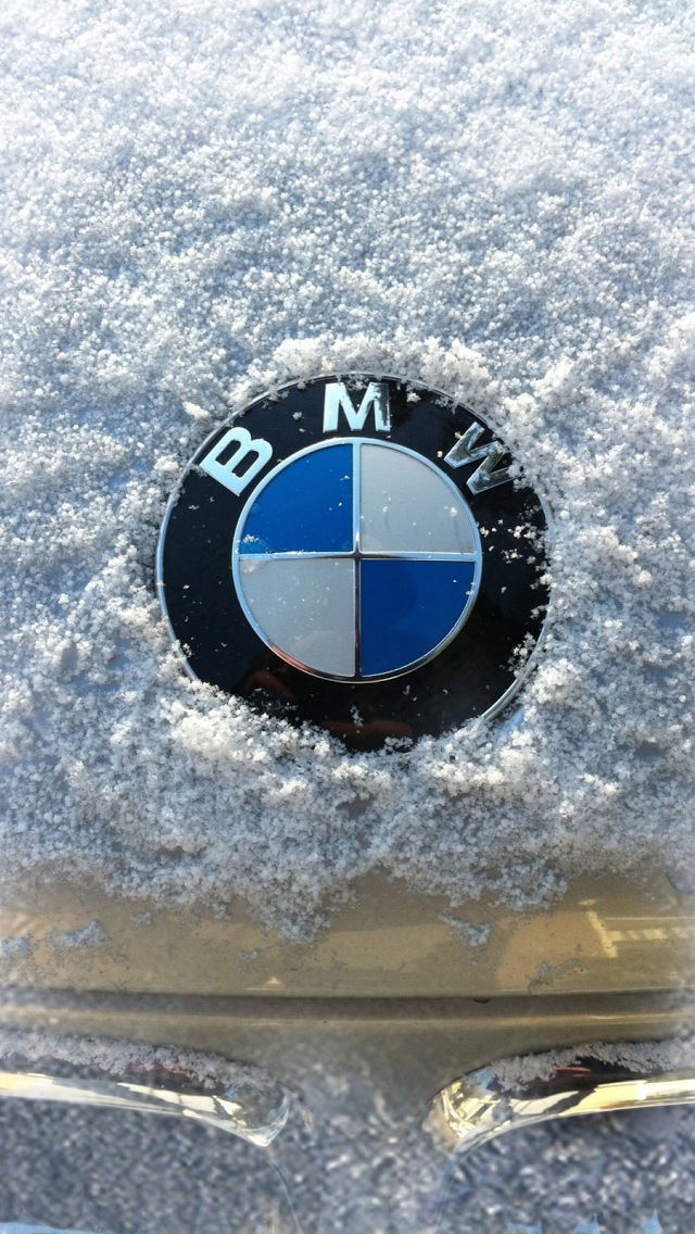 iPhone 5 Wallpapers BMW Cars