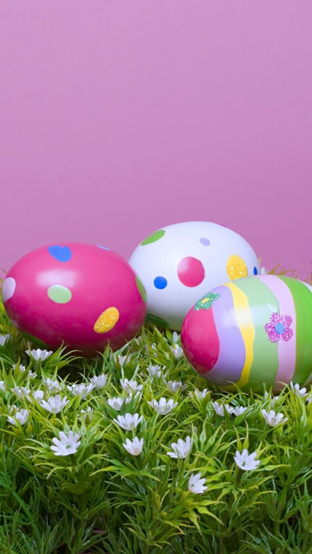 Easter Egg iPhone 5 wallpaper 640*1136