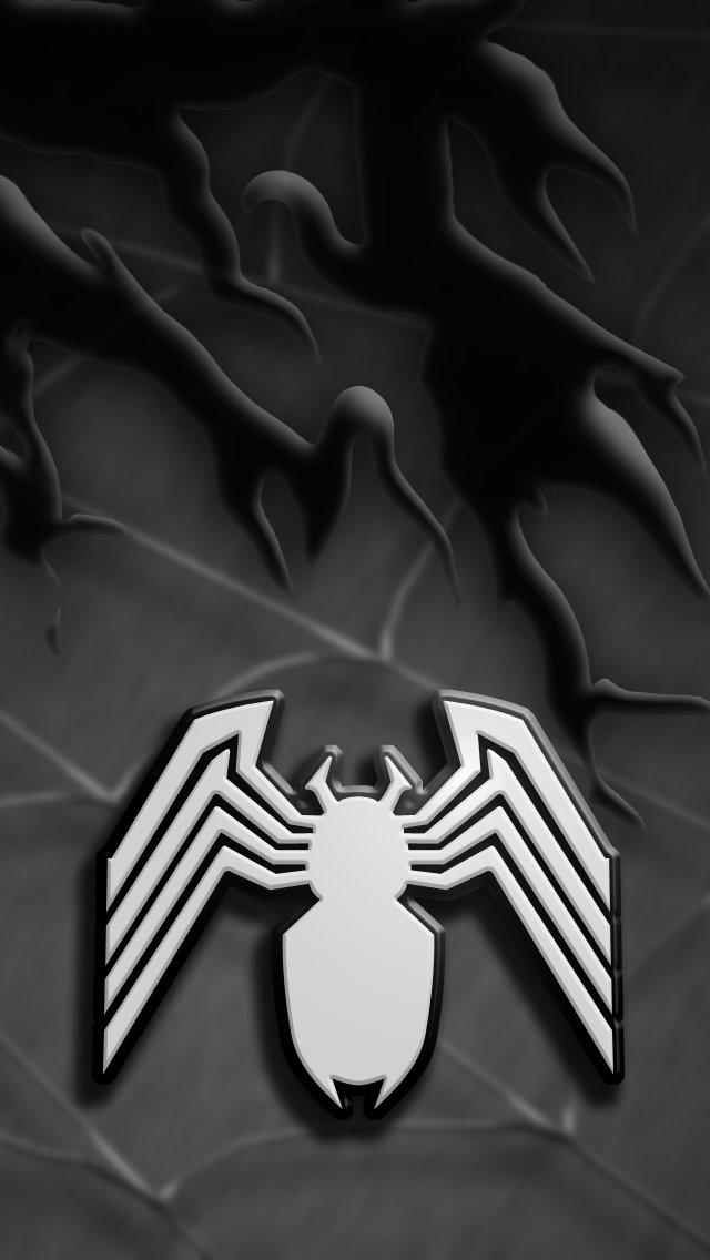 21 Awesome Venom Logo Wallpaper  Wallpier
