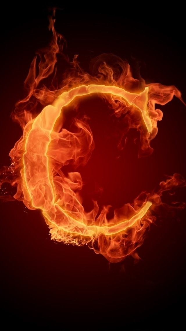 Wallpapers-For-iPhone-5-Fire-11-640×1136