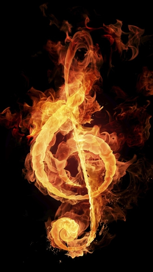 Wallpapers-For-iPhone-5-Fire-7-640×1136