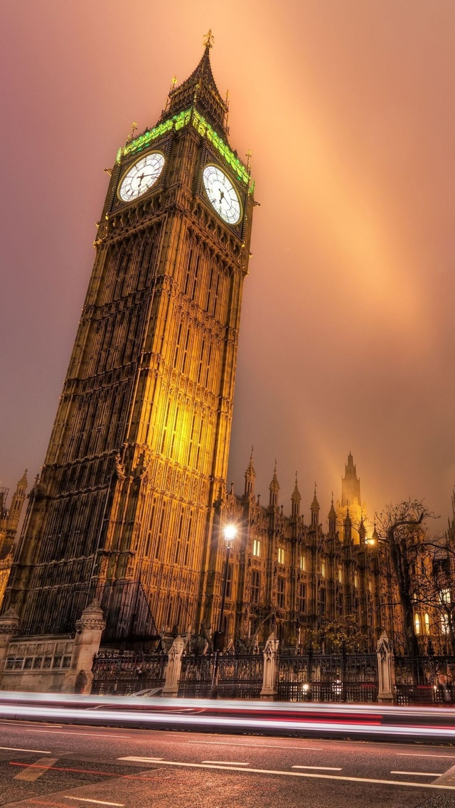 Tower London View iPhone 5 wallpaper 640*1136