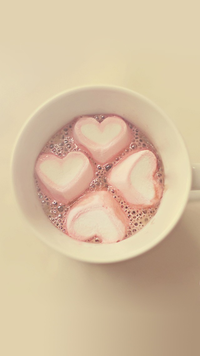 Wallpapers-For-iPhone-5-Love-Category-Marshmallow-Hearts-640×1136