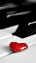 Wallpapers-For-iPhone-5-Love Red-Heart-Piano-thumb-120×214