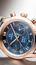 Omega De Ville Gold Luxury Watch Ad thumnail