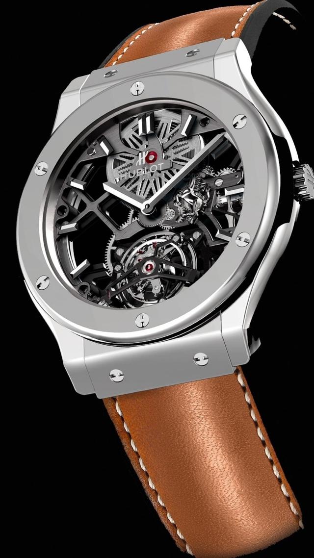 Hublot Swiss Luxury Watch 640x1136
