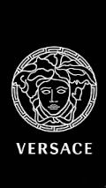 Versace Logo Wallpaper 121x214