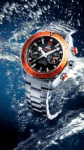 Omega Seamaster Luxury Watch Ad thumnail