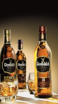 Glenfiddich wallpaper 121x214