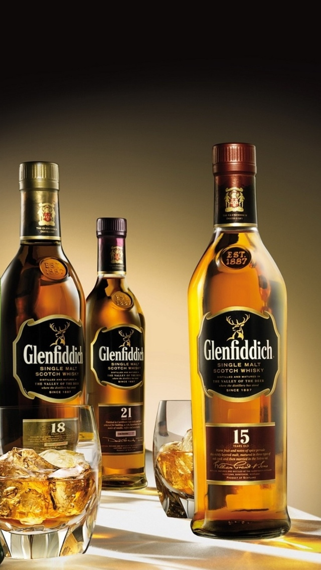 Glenfiddich wallpaper iPhone 5 640x1136