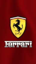 Ferrari Logo, Luxury, iPhone 5 Wallpaper