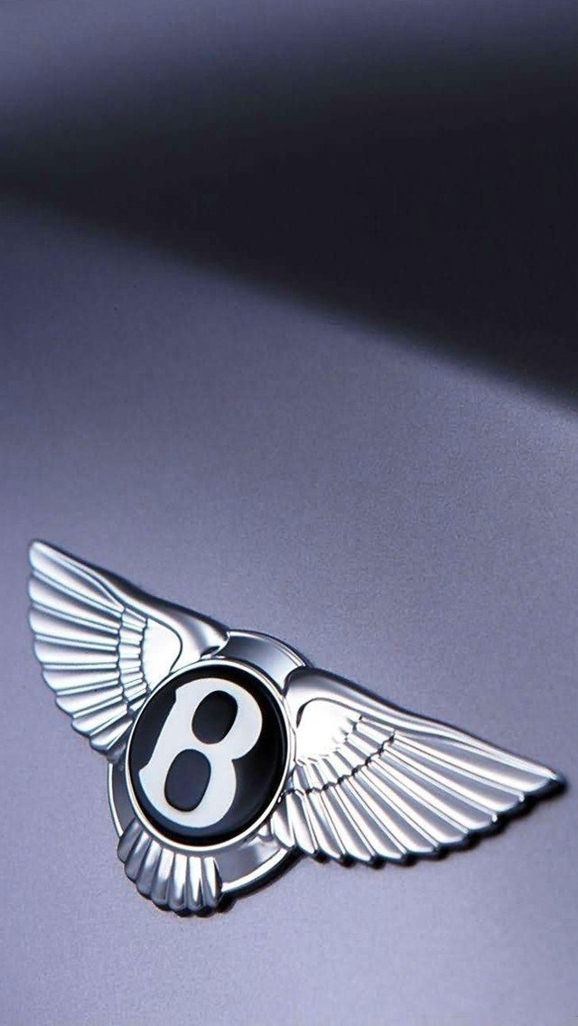 Bentley Logo Luxury 640x1136