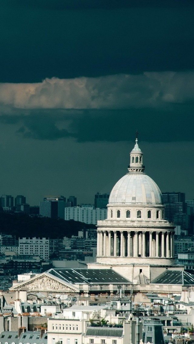 Paris iPhone 5 wallpaper 640*1136