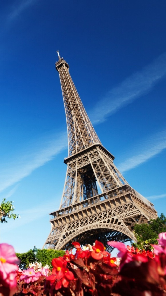 Eiffel Tower Tumblr Themes Wallpapers for iPhone ...