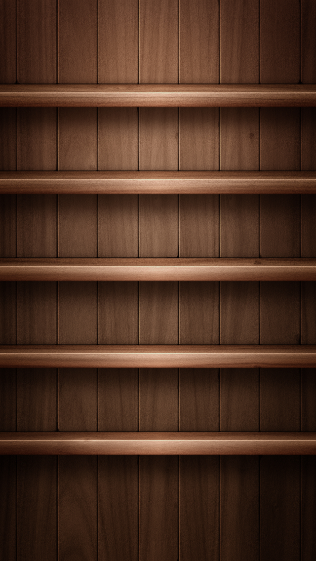 Wallpapers-For-iPhone-5-Shelves-250-640×1136