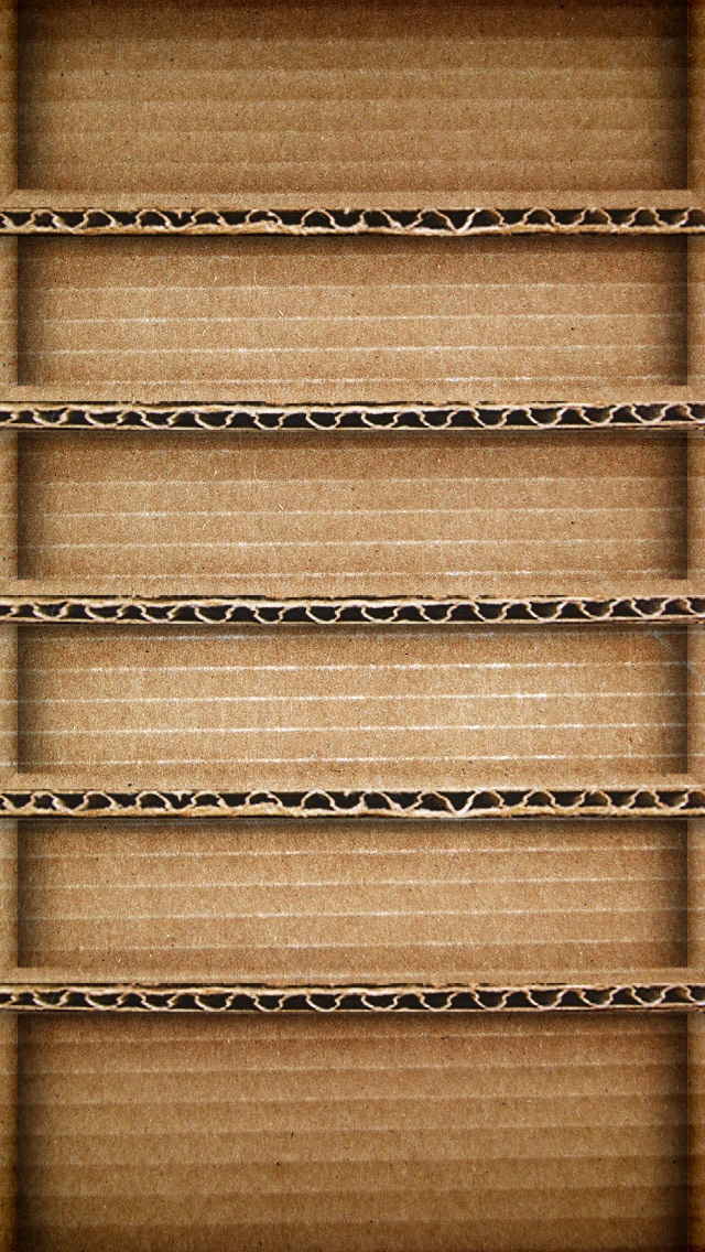 Brown Cardboard, iPhone 5 wallpaper 640x1136