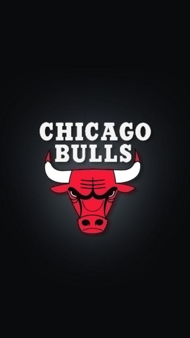 chicago bulls wallpaper, iphone 5 background