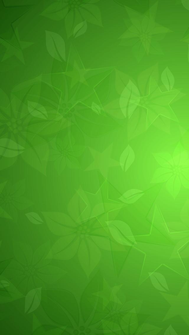 Green Texture Wallpaper iPhone 5 640*1136