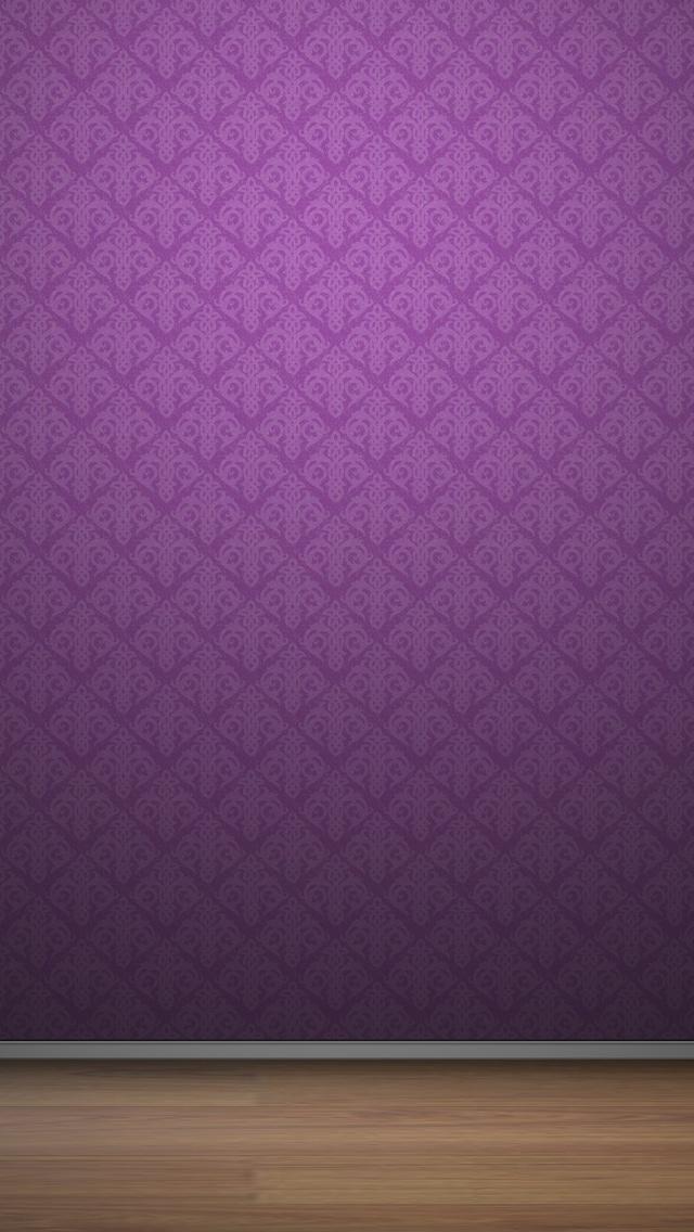 purple wallpaper pattern Texture Wallpaper iPhone 5 640*1136