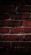 Brick wall background for iPhone