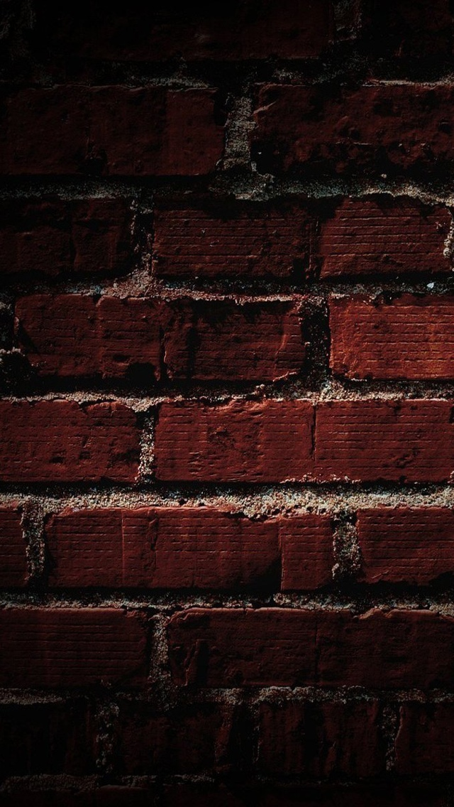 Brick Texture Wallpaper iPhone 5 640*1136