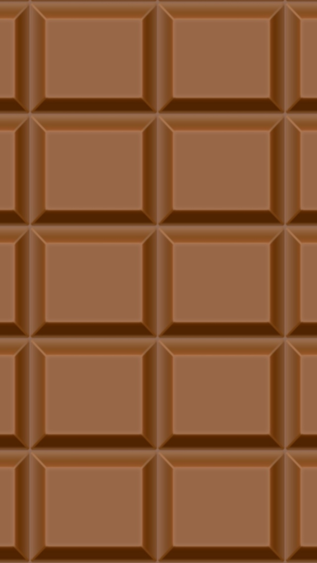 Chocolate Texture Wallpaper iPhone 5 640*1136