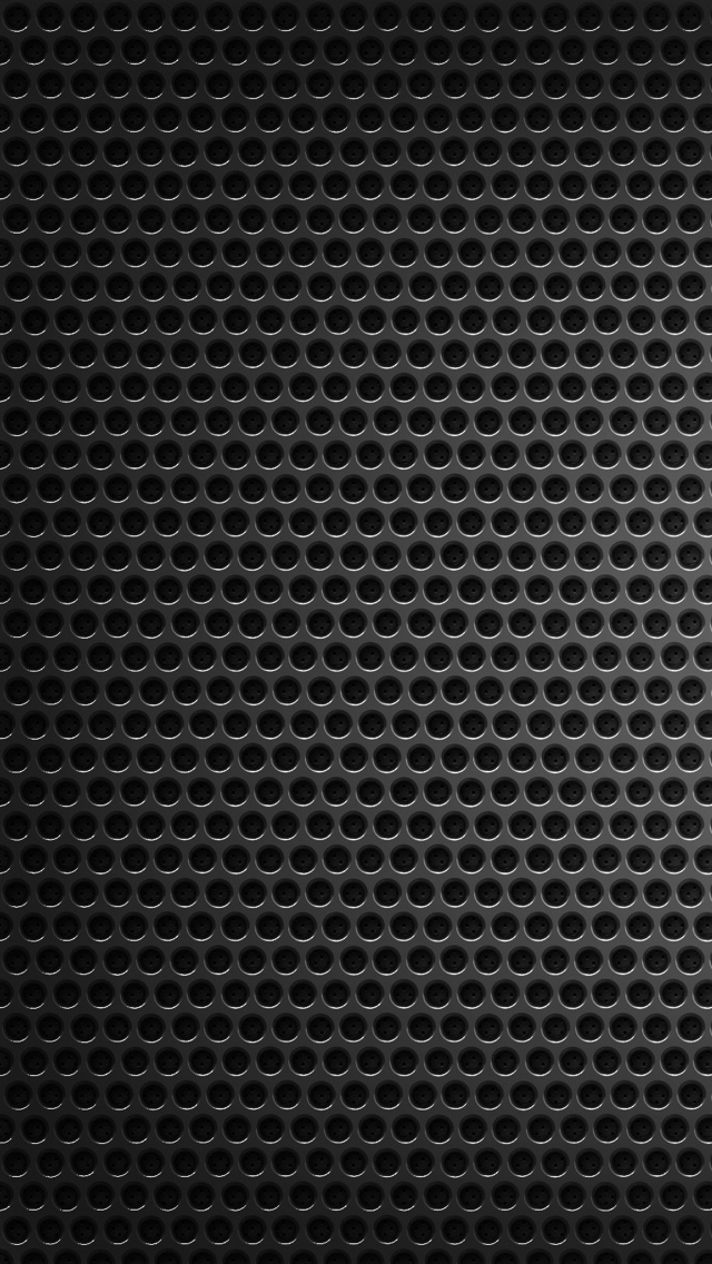Metal Dots Texture Wallpaper iPhone 5 640*1136