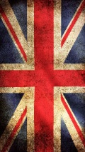 Union Jack British UK Flag Wallpaper iPhone 5 121*214