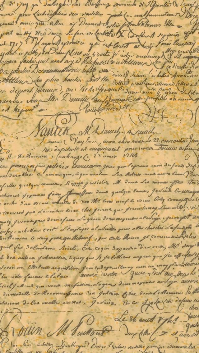 Handwritten text iPhone 5 wallpaper