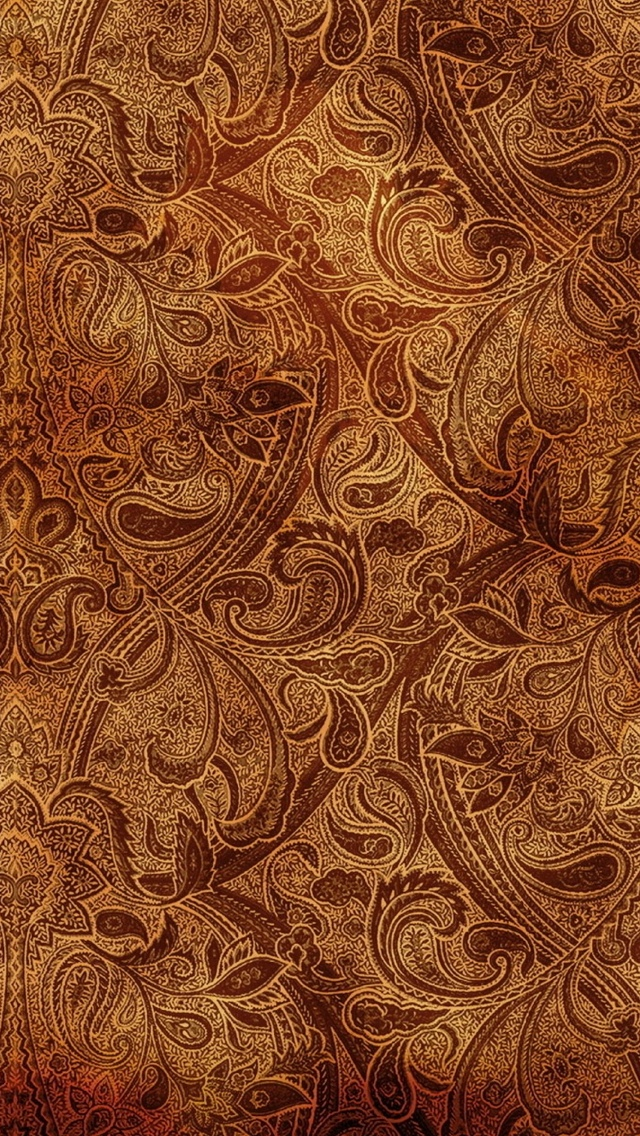 Antique Texture Wallpaper iPhone 5 640*1136